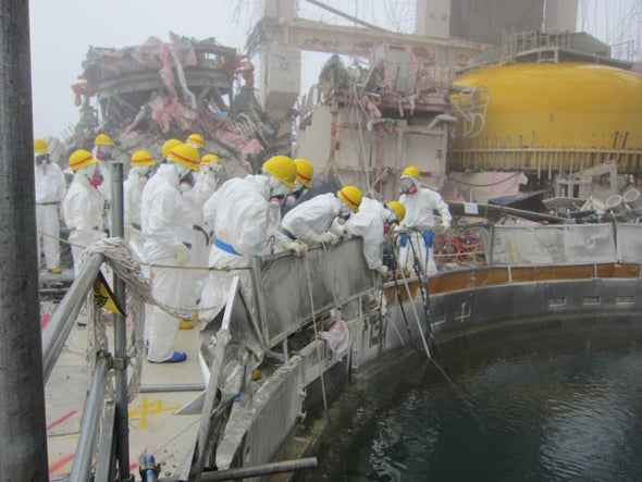 Radioactive Isotopes from Fukushima Meltdown Detected near Vancouver