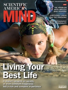 Scientific American Mind, Volume 31, Issue 6