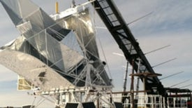 Launch Success for Telescope that Measures Submillimeter Light from Stellar Nurseries