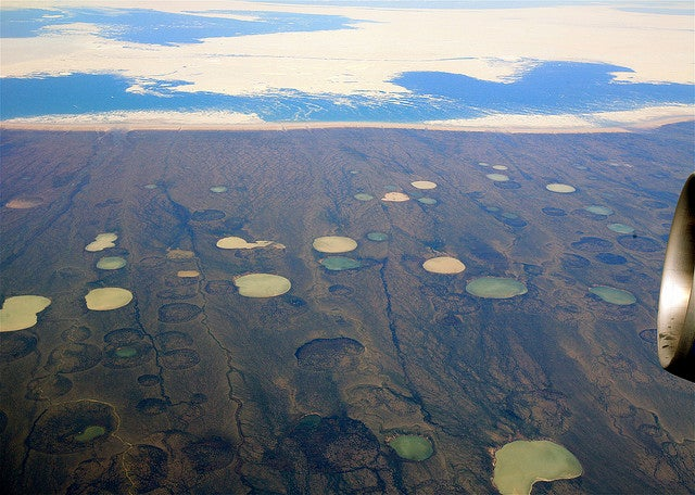Sunlight Boosts CO2 from Thawing Permafrost