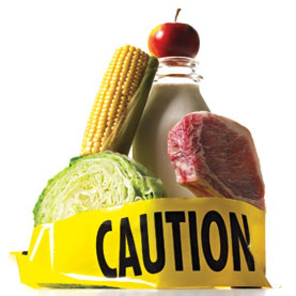 Food Poisoning's Hidden Legacy