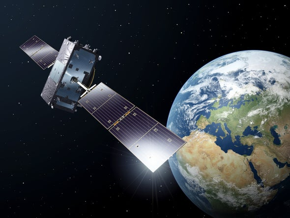 Wayward Satellites Test Einstein's Theory of General Relativity