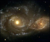 When Milky Way and Andromeda Collide, Earth Could Find Itself Far From Home