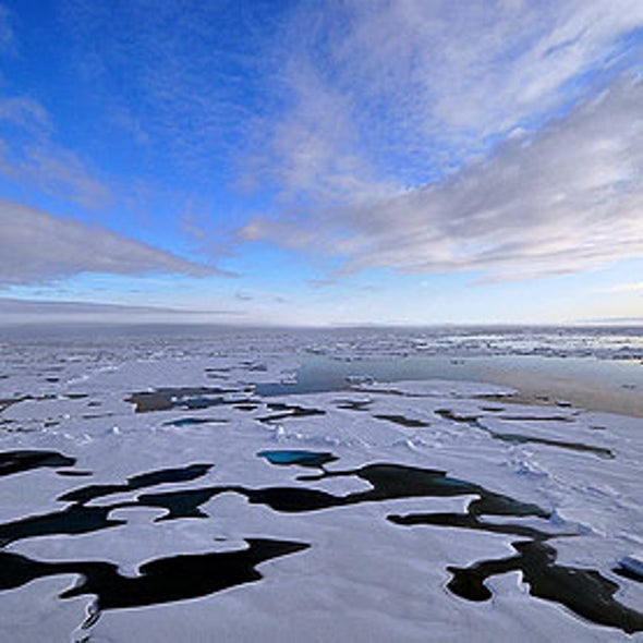 More Arctic Methane Bubbles into Atmosphere
