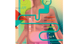 How Gene Expression Runs on a Clock--and What It Means for Medical Treatments