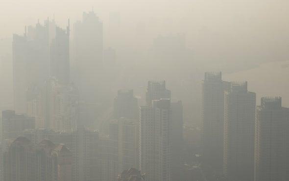 Smog Casts a Shadow on China's Solar Farms