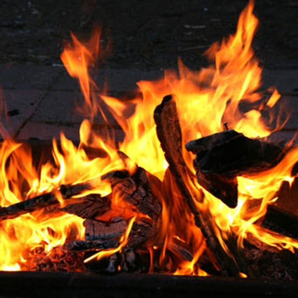 The Environmental Dangers of Backyard Fire Pits