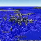 SAN FRANCISCO, CALIFORNIA: Under 80 meters of sea level rise.