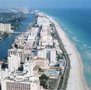 Seas Rising but Florida Keeps Building on the Coast
