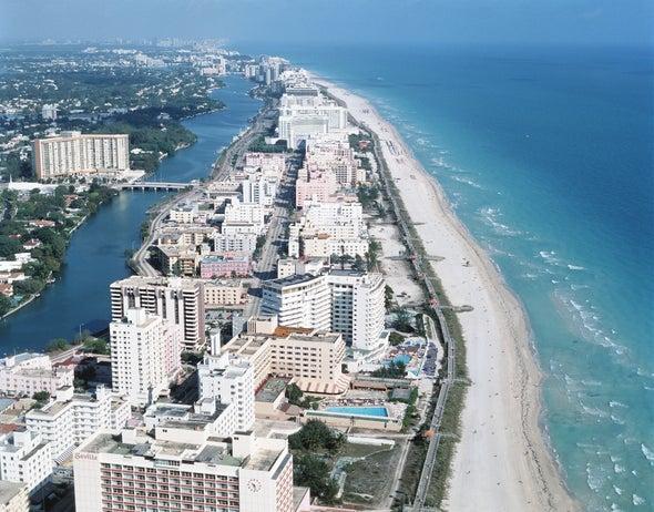 Seas Rising but Florida Keeps Building on the Coast