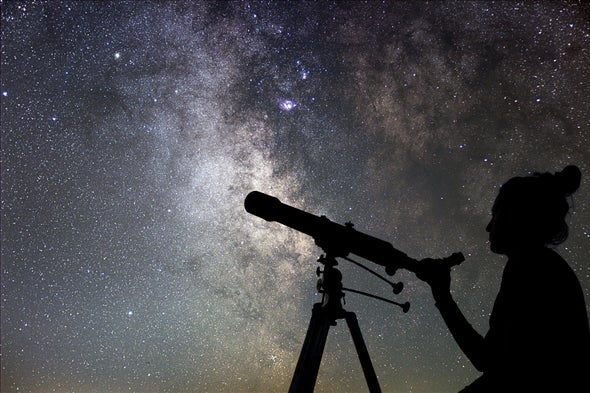 Machine-Learning Algorithm Quantifies Gender Bias in Astronomy