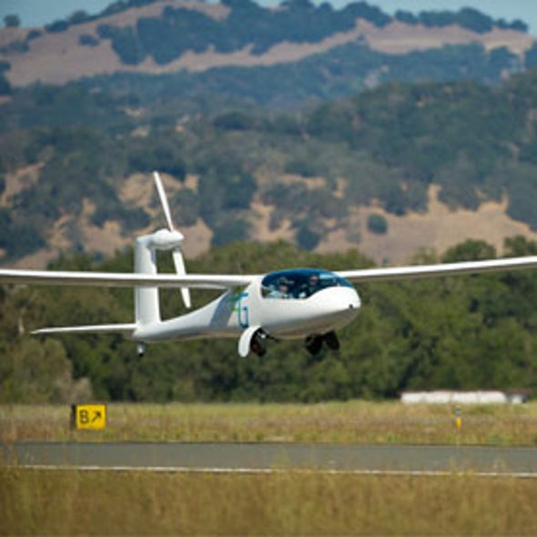 Can Electric Aircraft Take to the Skies?
