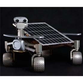 """Shooting beyond the Moon: """"Part-Time"""" Scientists Aim to Develop Autonomous Rover to Compete for Lunar X PRIZE"""