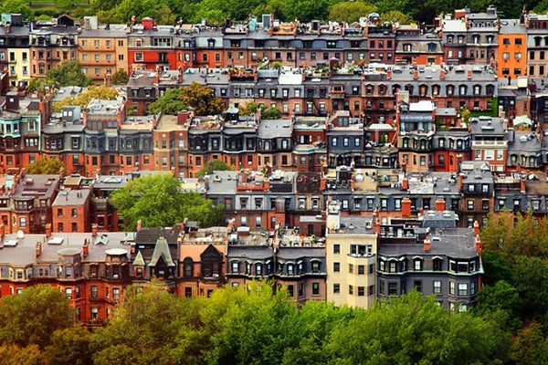 Boston's Got a Gas Problem as Methane Seeps from City