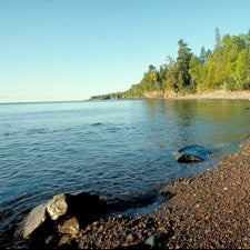 Lake Superior, a Natural Global Warming Gauge, Is Running a Fever
