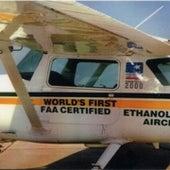 Ethanol Airplane