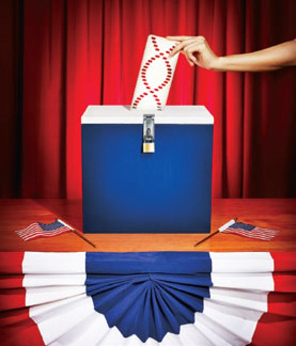 Why Genes Don't Predict Voting Behavior