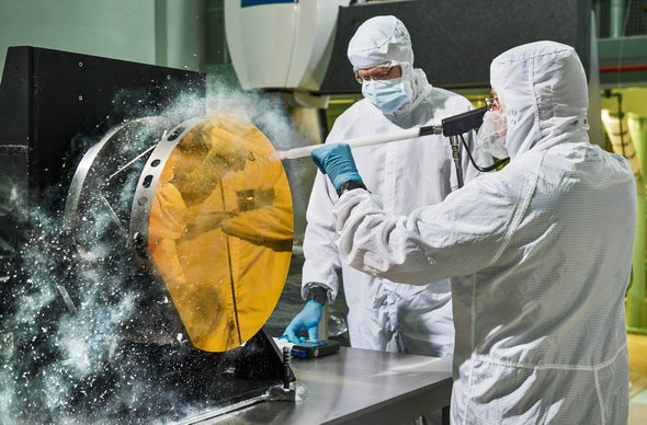 NASA Defers Launch of James Webb Space Telescope Again--This Time to 2021