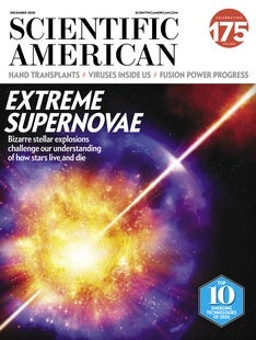 Scientific American Volume 323, Issue 6