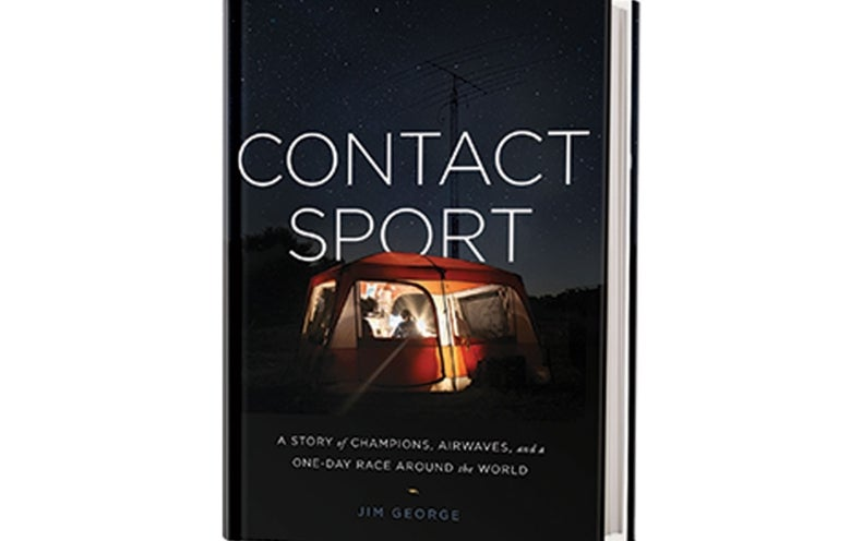 Book Review: Contact Sport