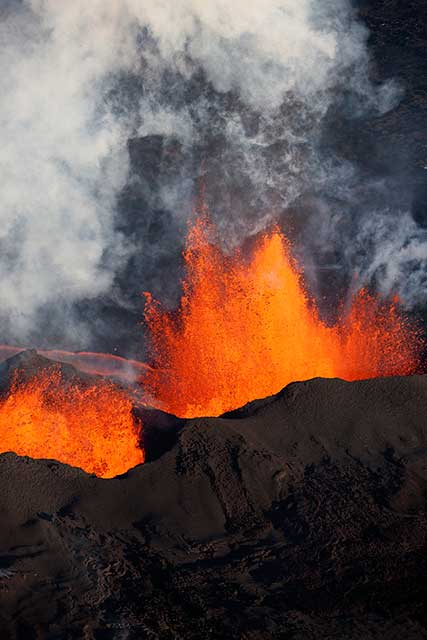 Volcanic Rock Hints at Source of Earth's Water
