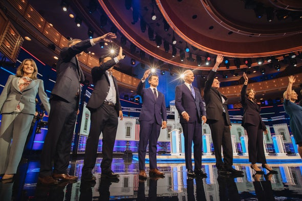 Second Democratic Debate Highlights Divergence on Green New Deal