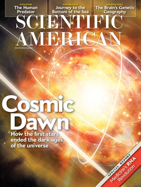"Readers Respond to ""Cosmic Dawn"""