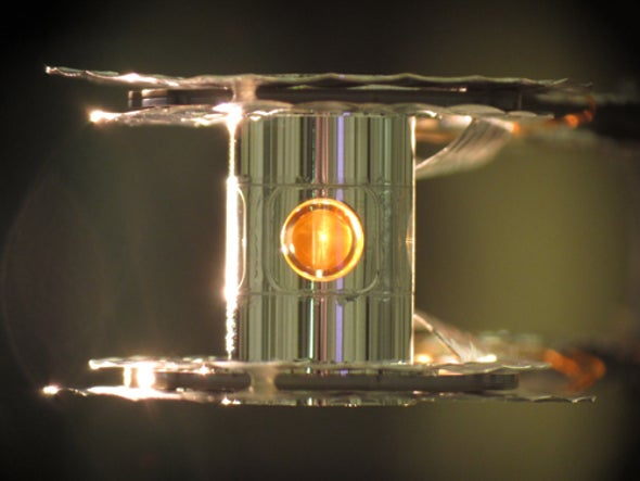 High-Powered Lasers Deliver Fusion Energy Breakthrough