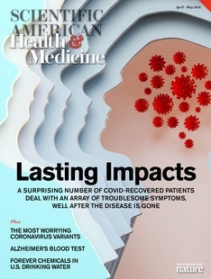 Scientific American Health & Medicine, Volume 3, Issue 2