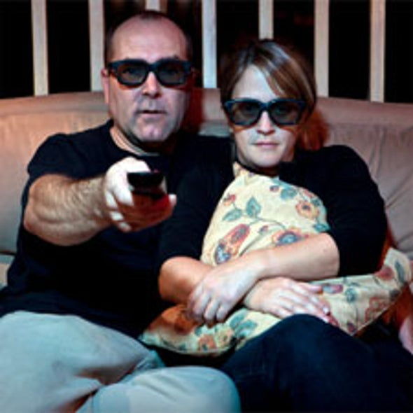 Want TV in 3-D? Then You'll Still Have to Wear Silly Glasses--At Least for Another Decade