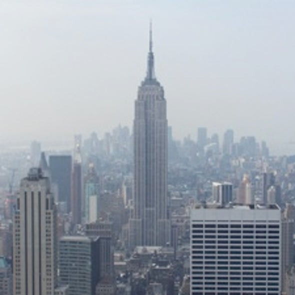 Making the Big Apple Green Starts with the Empire State Building