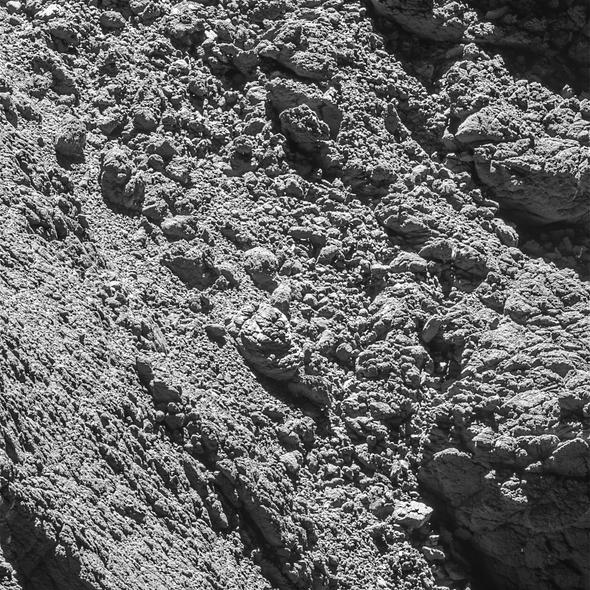 Photos Reveal Location of Lost Comet Lander Philae