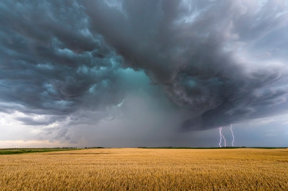 Eight States Are Seeding Clouds to Overcome Megadrought