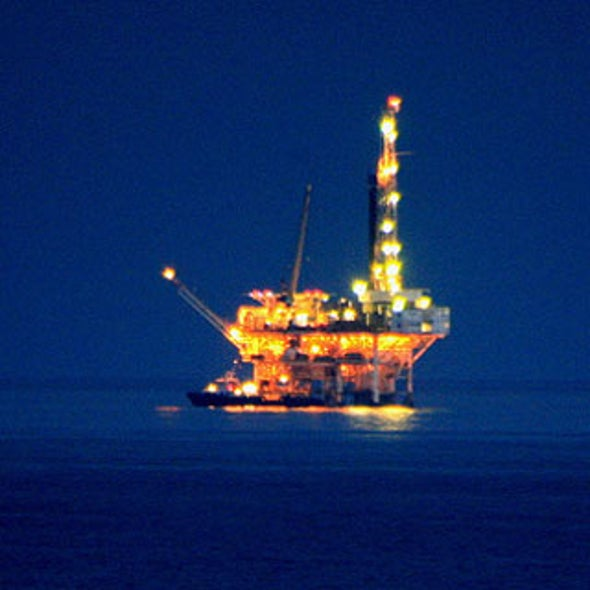 The Future of Oil Is in Deep Water