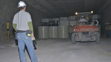 Radiation Levels Fall after Nuclear Waste Leak in New Mexico