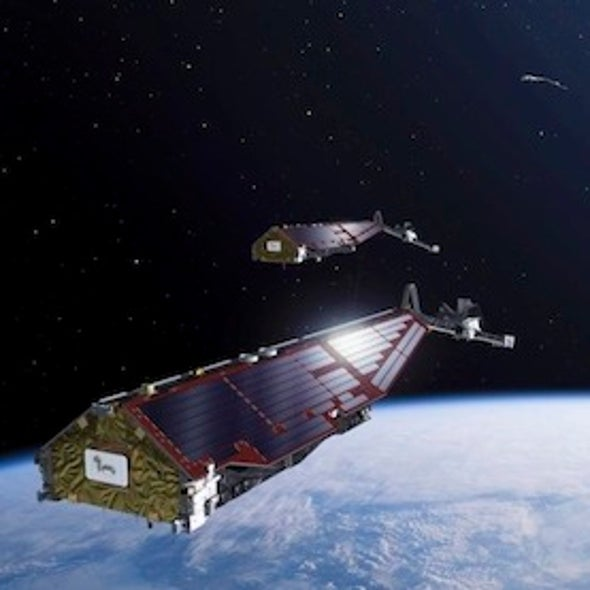 Mission to Map Earth's Magnetic Field Readies for Takeoff