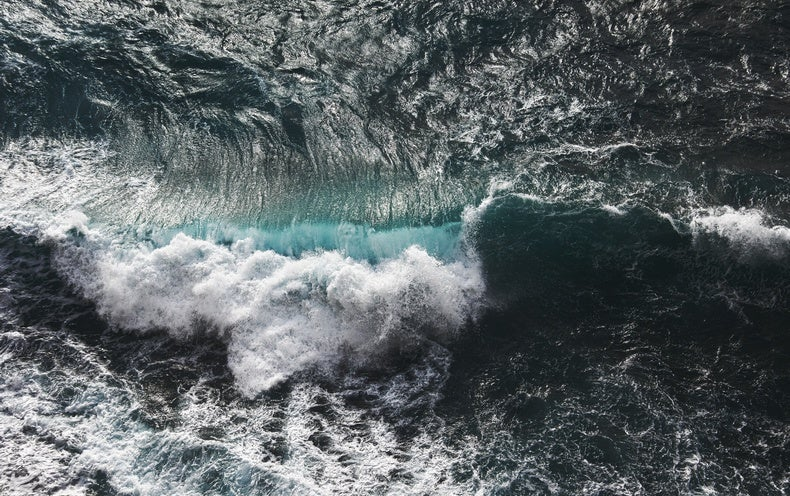 The Ocean's Swirling Currents Are Migrating Poleward