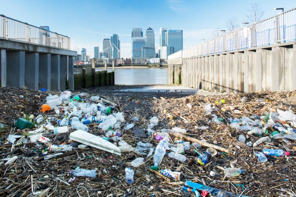 Solving Microplastic Pollution Means Reducing, Recycling—and Fundamental Rethinking
