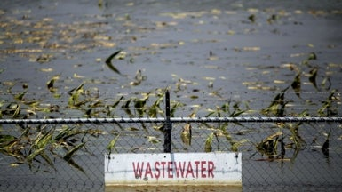 Sewage Floods Likely to Rise