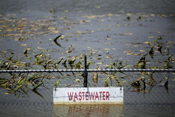 Sewage Floods Likely to Rise