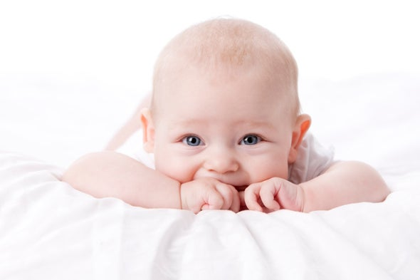 Infants Exposed to Hormone-Disrupting Chemical