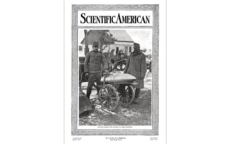Before America Joined the Great War