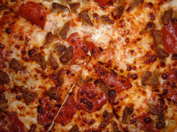 Eye-Tracking Technology Aims to Take Your Unconscious Pizza Order