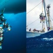 Robotic Men and Robotic Vehicles Explore Ancient Shipwrecks