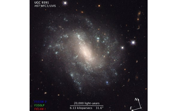 The Universe May Be Expanding Faster Than Astronomers Thought