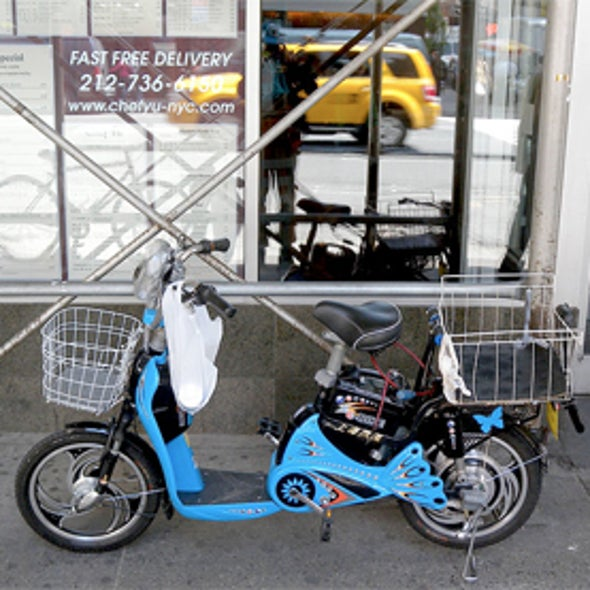 Can E-Bikes Displace Cars?