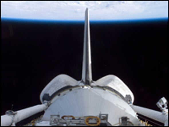 Space Shuttle Backgrounder