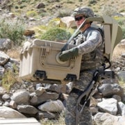 Post-9/11 Technology Brings Exoskeletons, Laser Cannons to 21st-Century U.S. Military [Slide Show]