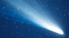 Meteor Shower from Halley's Comet Peaks This Weekend
