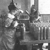 Ammunition Workers: